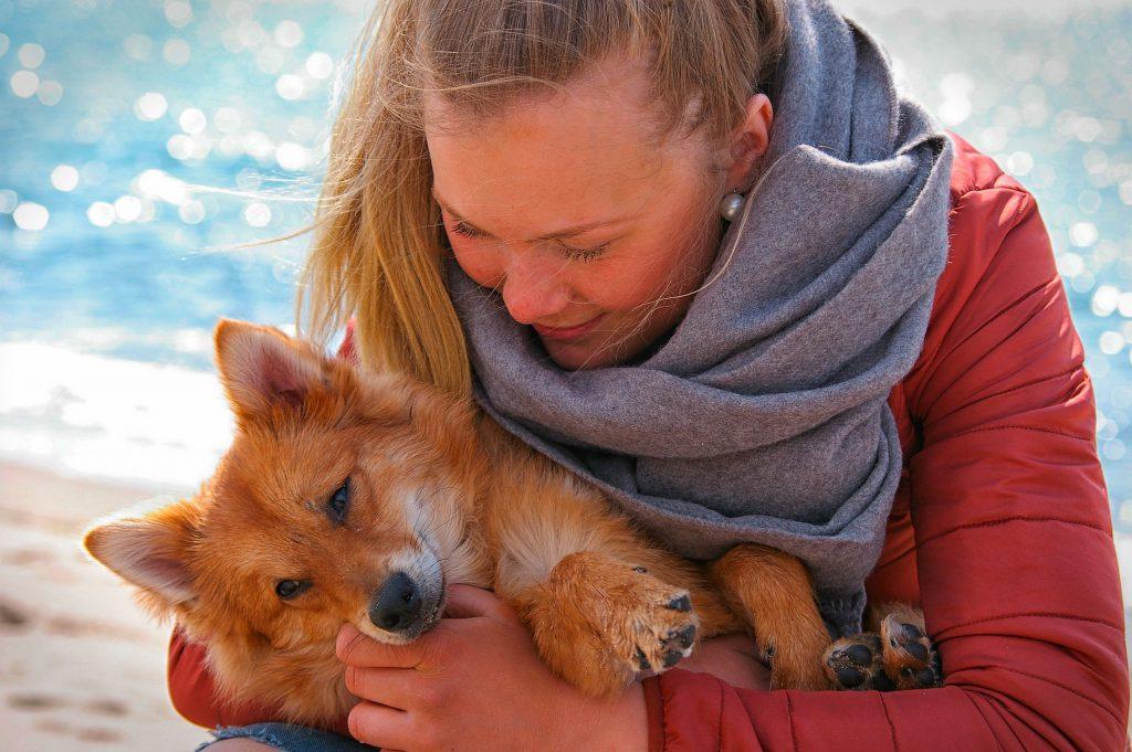 Tierarzt Konstanz Dr Von Haenisch Frau Und Hund