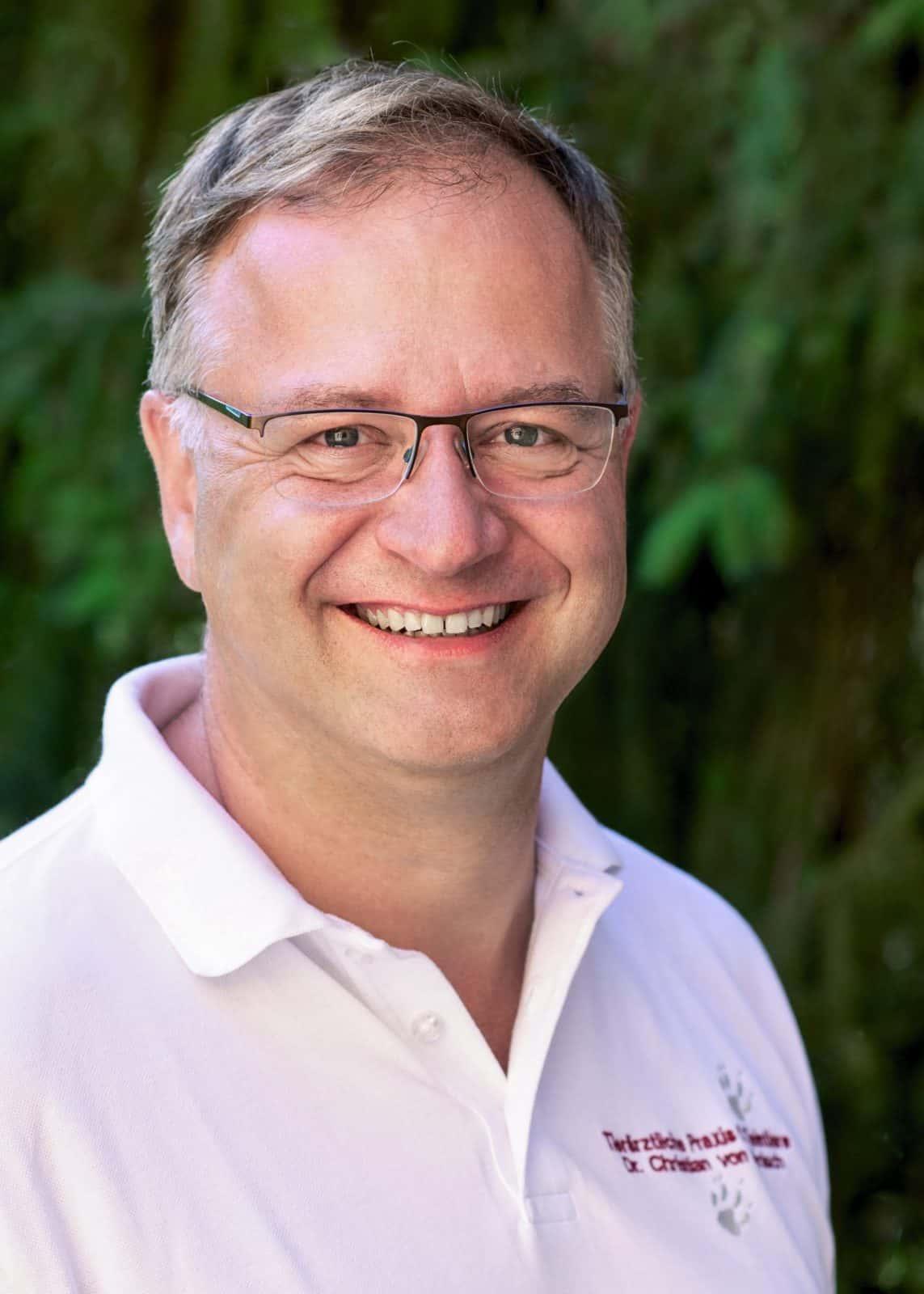 Dr. med. vet. Christian von Hänisch
